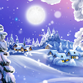 Winter Landscape Wallpaper APK