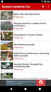 Backyard Gardening Tips - náhled
