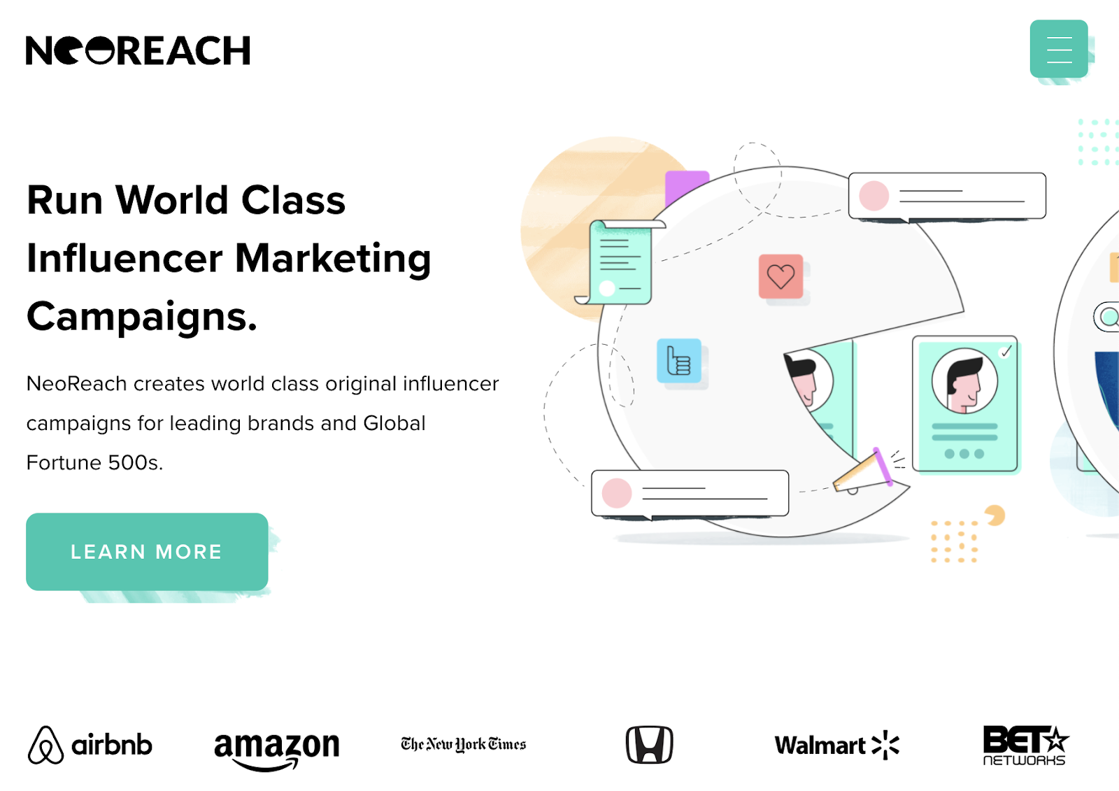 Neoreach influencer marketing
