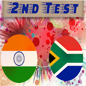 India V South Africa -- 2nd Test