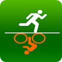 GPS Pedometer Calorie Counter icon