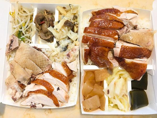 王記 好吃雞肉 早點排隊才能買到的限量雞肉便當!十二點前就會完售!