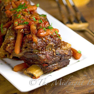 Slow Cooker Braised Short Ribs.