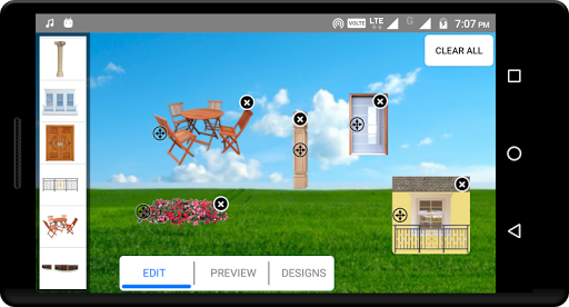 create home - exterior design and color selection screenshot 3