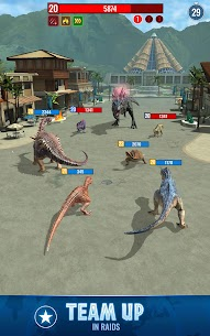 Download Jurassic World Alive MOD APK 2.0.40 (Infinite Battery, VIP Enabled) For Android 4