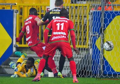 """Dimata a hâte d'affronter le Standard: """"Ce match est noté dans mon agenda depuis longtemps"""""""