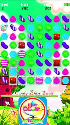 Candy Blast Sweet