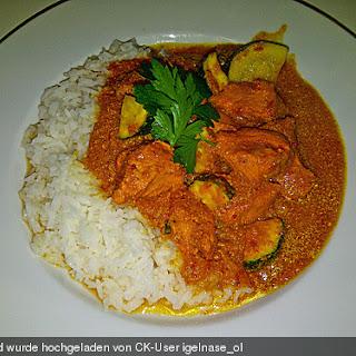 Original indisches Chicken Curry aus Pune