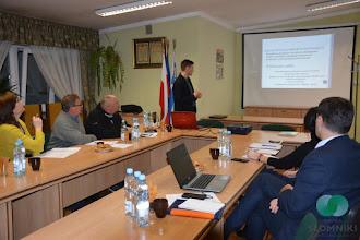 Photo: Konsultacje społeczne do projektu Gminnego Programu Rewitalizacji