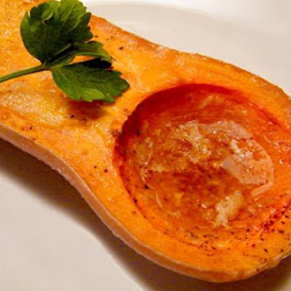 Sweet & Spicy Butternut Squash