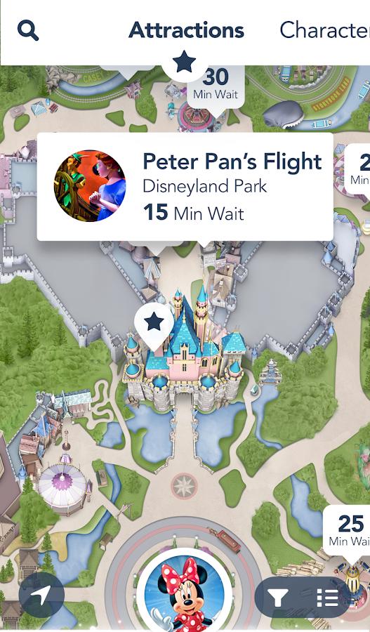 Disneyland Map App | GOOGLESAND on