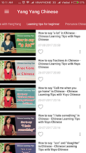 Learn Chinese with Yang Yang - náhled