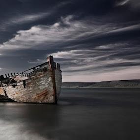 Final Destination by Bragi Ingibergsson - Transportation Boats