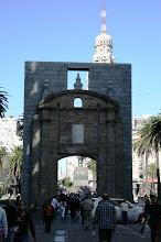 Photo: Montevideon keskustaa