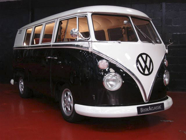 Volkswagen Campervan 5 Hire Glasgow