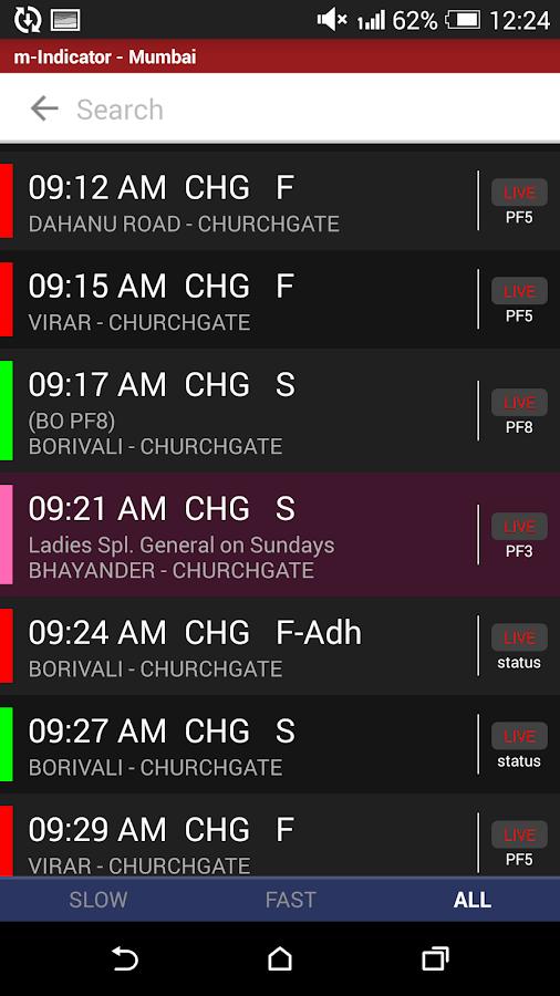 m-Indicator - Mumbai- screenshot
