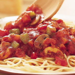 Vegetarian Crock Pot Spaghetti Sauce Recipes
