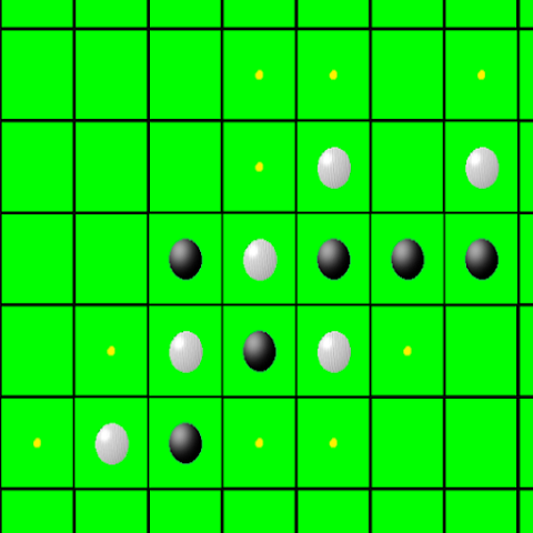 android Reversi (Othello) Screenshot 1
