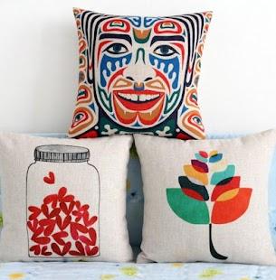 unique pillow design ideas screenshot thumbnail - Pillow Design Ideas
