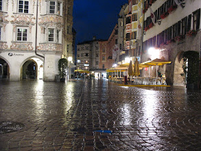 Photo: 21.Innsbruck, stare miasto