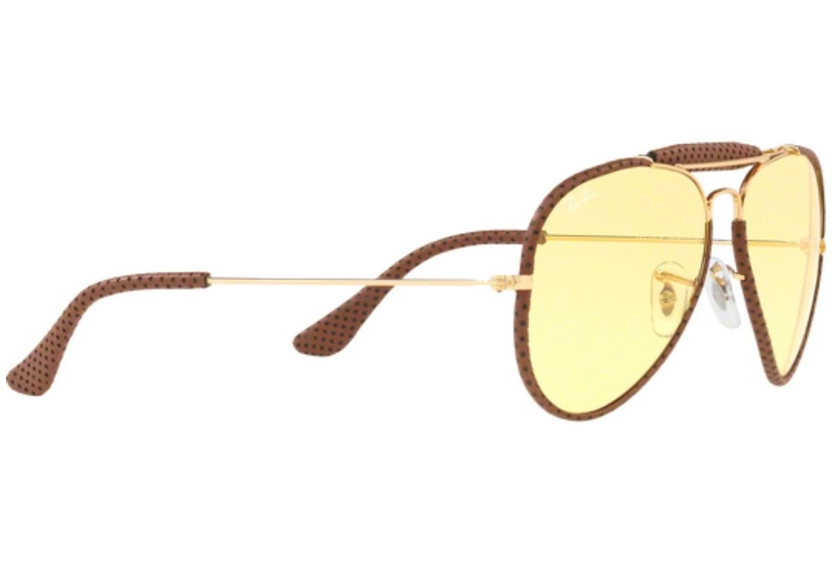 7ee598e967 ... Sunglasses Ray-Ban Aviator Craft RB3422Q C58 90424A. Sale