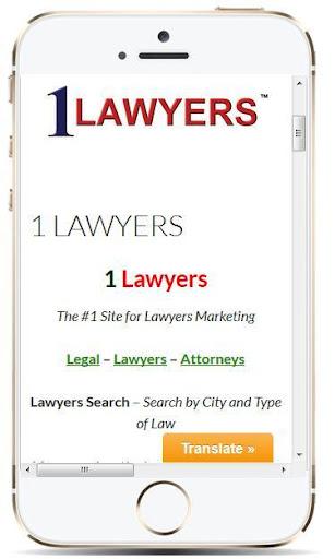 1 Lawyers  screenshots 2