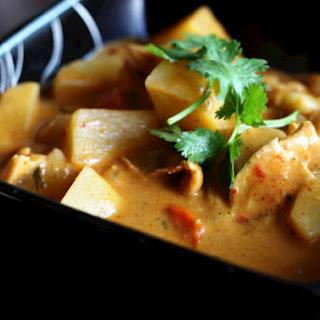 Chicken Massaman Curry.