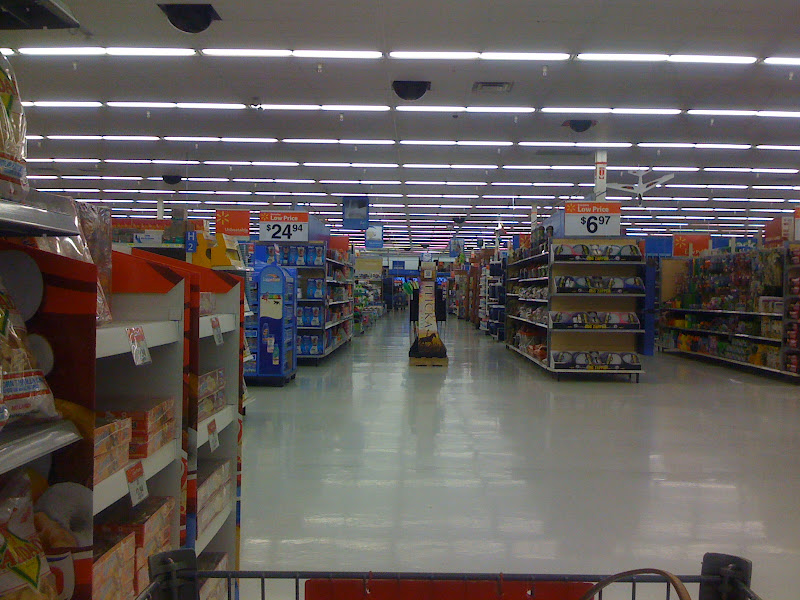 Photo: Now, to find the pet care aisle!