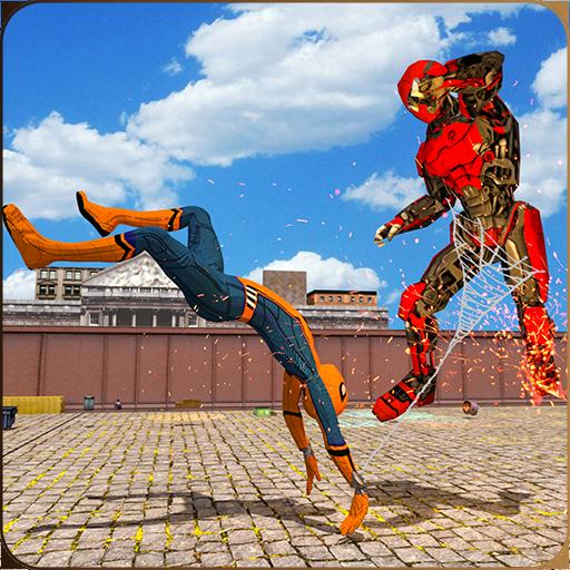 Superhero Street Champions - Kung Fu NInja Fighter