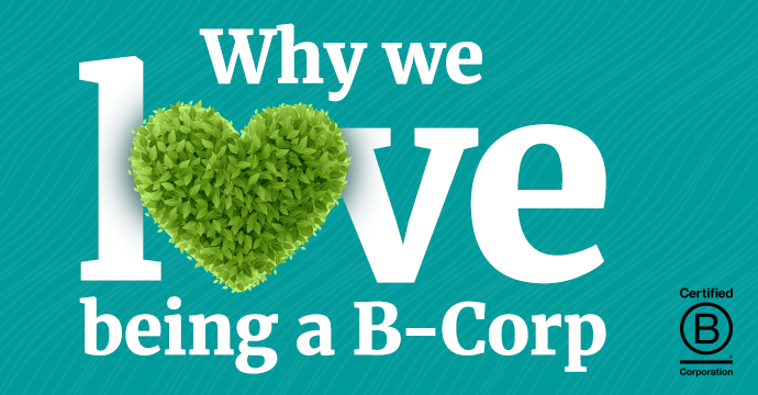 why we love being a b corp world of books
