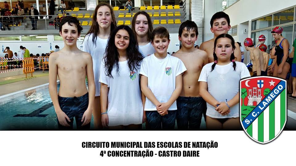 Sporting Clube de Lamego em bom plano no CMEN