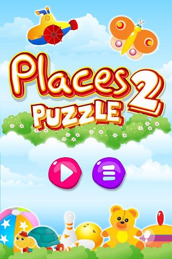 Places Puzzle 2