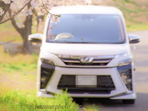 ヴォクシー  ZRR80W ZS 煌 平成29年式のカスタム事例画像 kazuu(Team..Nexus)さんの2020年04月02日16:59の投稿