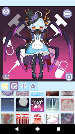 Magical Girl Dress Up: Magical Monster Avatar image | 12