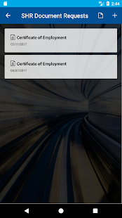 ESS Portal - náhled