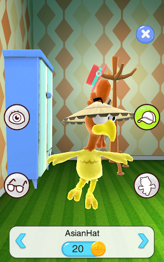 Talking Chick apkpoly screenshots 10