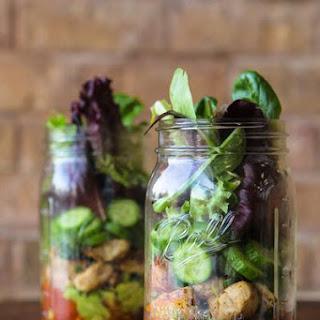 Layered Paleo Taco Salads Recipe