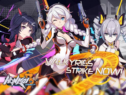 Honkai Impact 3 2.2.1 screenshots 11