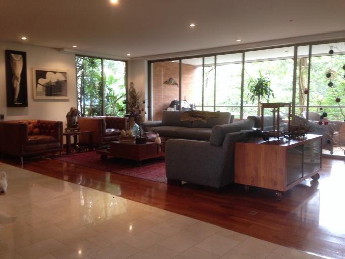 apartamento en venta poblado 585-21401