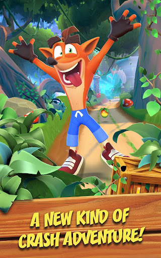 Crash Bandicoot Mobile 6