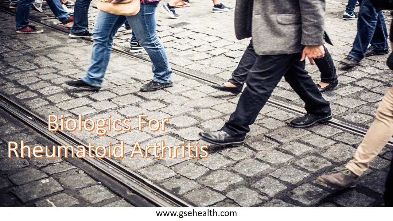 Treatment Through Biologics For Rheumatoid Arthritis