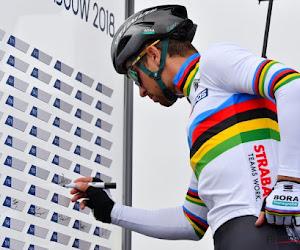 Peter Sagan krijgt deze jongens mee naar de Vuelta