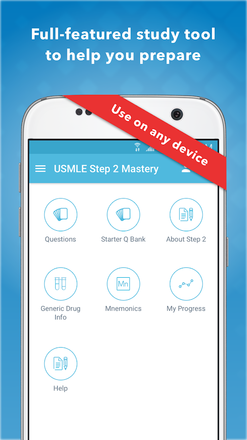 USMLE Step 2 Mastery- screenshot