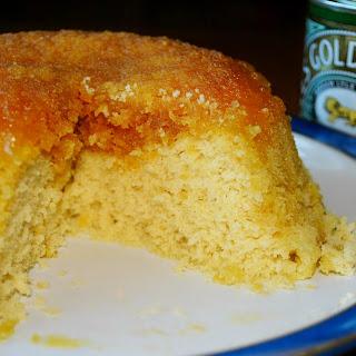 Granny's Easy Treacle Sponge Pudding