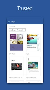 Microsoft Word apk screenshot 2