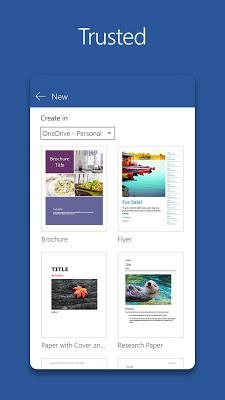 Microsoft Word - screenshot
