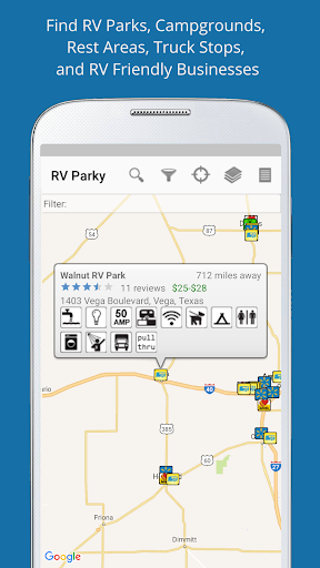 RV Parky by Mission Management Information Systems Inc. (Google Play ...