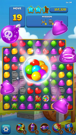 Aqua Blast: Free Match 3 Puzzle Games screenshots 1
