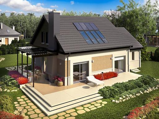 projekt Niki II G1 Energo