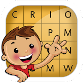 Kids Word Search Star